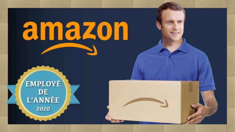 Stoppons Amazon ! Macron et le gouvernement complice